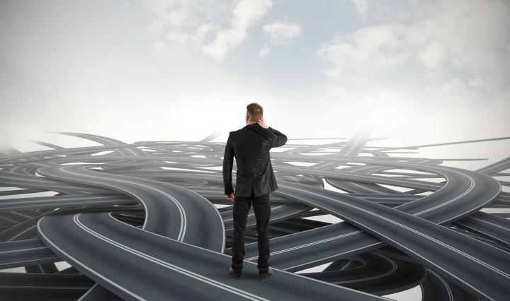 Choices of a businessman